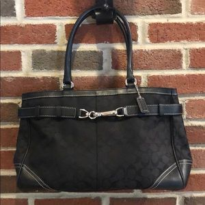 Coach Hamptons Carryall Bag